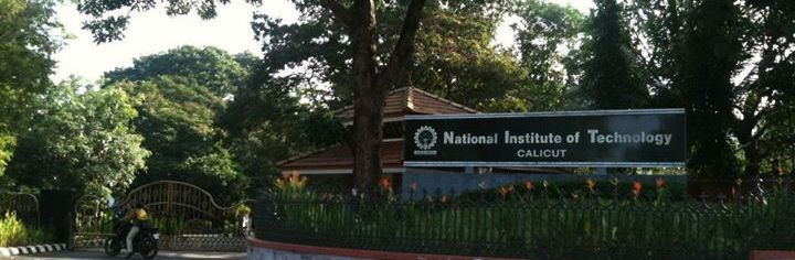 National Institute of Technology Calicut (NITC)